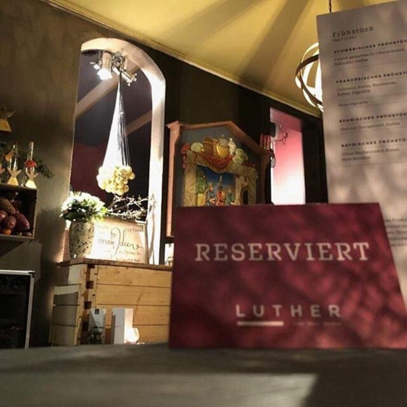Luther Cafe in Aalen